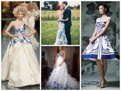 La novia debe vestir de blanco