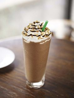 1. Frappuccino Why yes, you can enjoy a Frappuccino even if you are watching your weight. This frap recipe is low calorie and low...