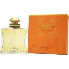 24 FAUBOURG by Hermes - EAU DE PARFUM SPRAY 1.6 OZ