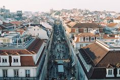 Lisbon, Terreiro do Paço Olympus OM-10 | 35mm | AGFA Vista | 200ASA By Rita Lopes Santos