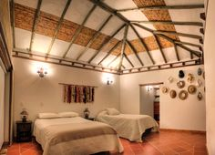 Ideas, White Wood, White People, Ceiling Detail, Villa De Leyva, Small Bedrooms, Country Houses, Ceilings, Architects