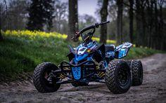 Suzuki LTR 450 SuperQuader Edition by ATV XDuke Motorsport. http://flickr.com/photos/23793202@N07/
