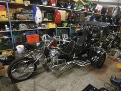 Motorfiets onderdelen -  Voornamelijk Japanse onderdelen. Daarnaast veel Chopper en Harley onderdelen., Trike onderdelen, cafe racer/streetfighter parts. Beetje Engels en beet Italiaans. Chopper, Motorcycle, Vehicles, Choppers, Motorcycles, Car, Motorbikes, Vehicle, Tools