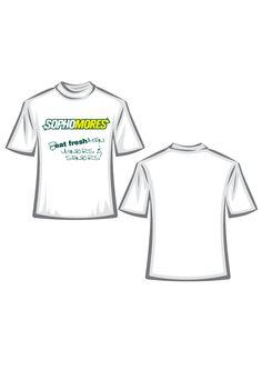 Affton High School Class of 2015 Sophomore Sample Shirt