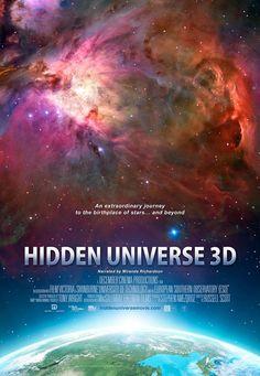 """ESO: Prima mondiale del Film """"Universo Nascosto"""" per IMAX® 3D – World Premiere of IMAX® 3D Film Hidden Universe"""