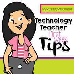 three solid tips for starting the year on the right track with your technology students. These are things you can have prepared before the students even start.