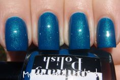 Contrary Polish - Surf from Ain't That a Beach: Summer 2013 collection
