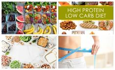 How High Protein Diet Can Help you Lose Weight. Many fitness instructors and dieticians recommend keeping your protein level high in order to lose weight. Protein Rich Diet, Whey Protein Shakes, High Protein Low Carb, Protein Diets, Low Carb Diet, Help Losing Weight, How To Lose Weight Fast, Sugar Free Diet, Lose Body Fat
