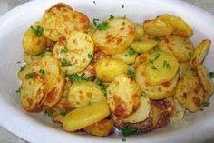 Amerikanische Parmesankartoffeln, im Ofen gebraten 4