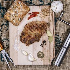 Steak by Costin Urse on 500px
