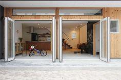 土間リビングの家 | 有限会社FCDの実績 | SuMiKa