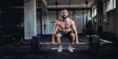 8 CrossFit deadlift-WOD's