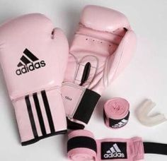 tank top kick boxing pink adidas gloves boxing leather gloves girly wishlist holiday gift all pink wishlist boxing workout Karate, Pink Adidas, Adidas Shoes, Boxing Workout, Workout Gear, Boxing Boxing, Kick Boxing Girl, Boxing Classes, Workout Outfits