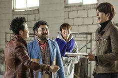 """Kim Woo Bin """"câu kết"""" Lee Hyun Woo trộm cả """"núi"""" vàng 15"""