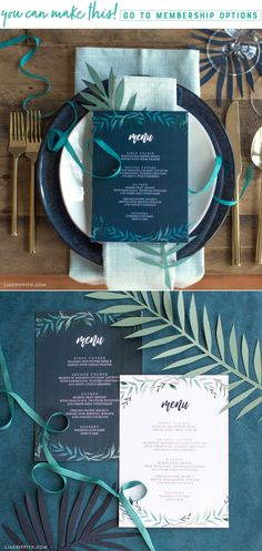 Bon Appe-Leaf  Are you going au naturale with your wedding theme? We've created a menu template so you can go green on your special day https://liagriffith.com/greenery-wedding-menu-template/ * * * #wedding #menu #menus #printable #printables #stationary #stationaryaddict #stationarylove #weddingmenu #diy #diyidea #diyideas #diycraft #diycrafts #diyproject #diyprojects #diywedding #weddings #madewithlia