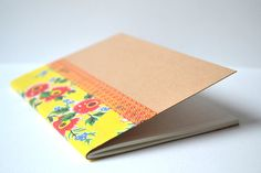 Small Note Book by MoiselleEve on Etsy, $4,00