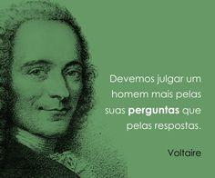 Conversas & Controversas: VOLTAIRE