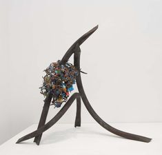 From Galeria Nara Roesler to Tina Kim Gallery, browse works from the international galleries gathered in New York City on Piers 92 & 94 Abstract Sculpture, Claire, Contemporary Art, Sculptures, Artsy, Stones, Modern Art, Contemporary Artwork, Sculpture