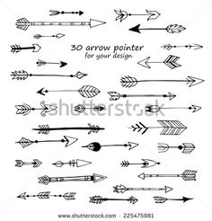 Flechas Vectores en stock y Arte vectorial | Shutterstock
