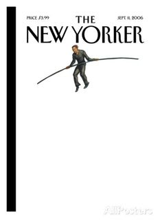 The New Yorker Cover - September 11, 2006 Regular Giclee Print di Owen Smith su AllPosters.it