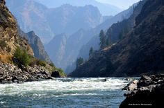 """Going to float the Main Salmon River in Idaho with our own rafts! Hoping for """"no rips, no flips!"""""""