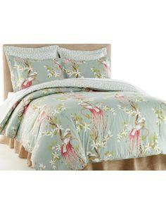 Nina Campbell at Stein Mart - Paradiso Comforter set