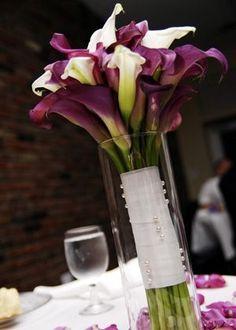 Calla lilies are my favorite!
