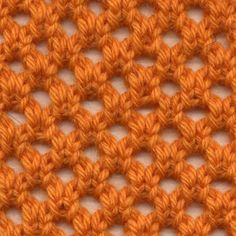 Knot Knecessarily Known Knitting: Symmetrical Yarn Over Net Pattern – Knitting patterns, knitting designs, knitting for beginners. Diy Crafts Knitting, Diy Crafts Crochet, Easy Knitting, Loom Knitting, Knitting Projects, Knitting Paterns, Knitting Designs, Knitting Stitches, Knit Patterns