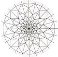 Sacred Geometry Exercise-Sunflower Mandala