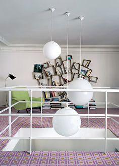 Une bibliothèque destructurée