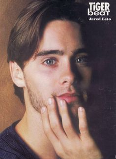 Jared Leto. Tiger Beat - yes!!