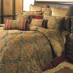 Tangiers Bedding By Sherry Kline Bedding
