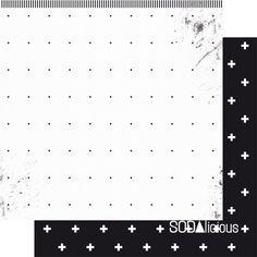 SODAlicious paper ► dark sky/lots of dots