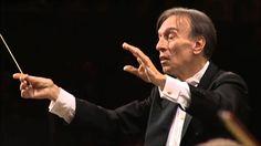 """Claudio Abbado """"Overture """"Die Hebriden"""" Mendelssohn"""