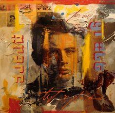 Art District - Claus Costa  James Dean