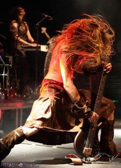 Sami Hinkka of Ensiferum