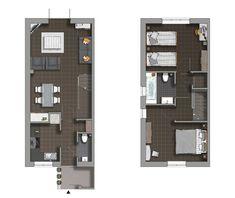 Floor plan by TALENS3D