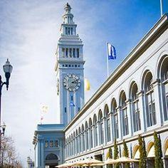 America's Best Food Halls | Travel + Leisure Ferry Building SF