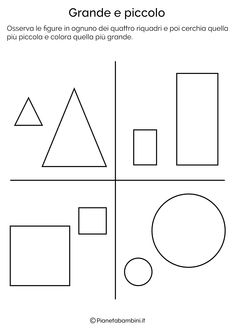 arbeitsbl tter f r kinder zum ausdrucken geometrischen formen 25 mathe pinterest. Black Bedroom Furniture Sets. Home Design Ideas