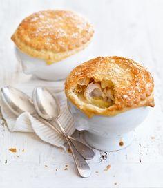 Snapper Pot Pie recipe   In Season   Food   MiNDFOOD