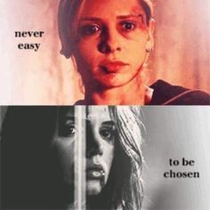 Buffy and Faith. In some shows, they make the injuries look attractive. Then there's Buffy Joss Whedon, Buffy Summers, Buffy The Vampire Slayer, Spike Buffy, Vampire Hunter, Sarah Michelle Gellar, Great Tv Shows, First Girl, Best Shows Ever
