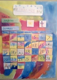 perpetual calendar (found the correct link) Can't wait to make one of these!!
