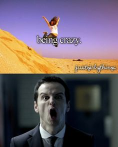 Just girly things  Sherlock parody BECAUSE THAT'S WHAT PEOPLE DO