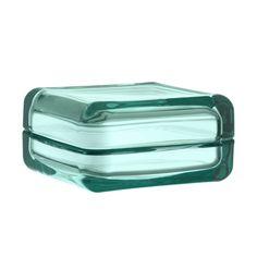 Vitriini Large Box Water Green green