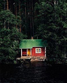 My Scandinavian Home - Best of 2016 - a little red house.