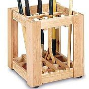 garden tool storage cube on casters