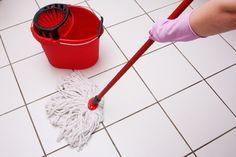 Nettoyant pour le carrelage - Recette de ménage naturel