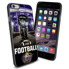 NCAA ISU Tiger football, Cool iPhone 6 Smartphone Case Cover Collector iphone TPU Rubber Case Black Phoneaholic http://www.amazon.com/dp/B00V2TAE2C/ref=cm_sw_r_pi_dp_00.lvb139HQZ0