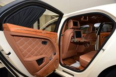 2016 Bentley Mulsanne - exterior 1