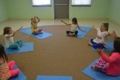 Kids as young as 4 can start learning the basics of meditation. I teach adults and kids how to meditate together as a family. www.yogabirdies.com www.astitvaseekers.com